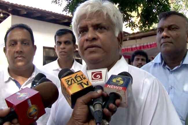 Arjun hits out at Sri Lanka cricket's chief selector
