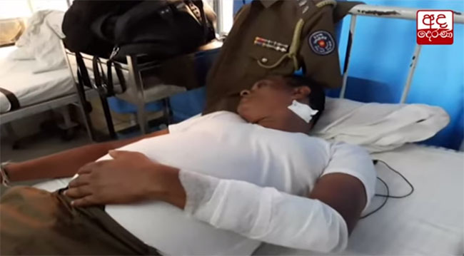 OIC of 119 Emergency Center assaulted by high-ranking police officer