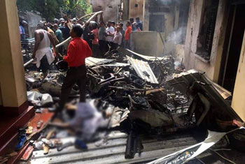 Batticaloa Church explosion kills 25…
