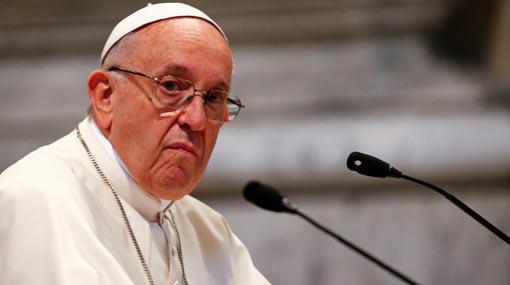 Pope Francis laments Easter Sunday attacks in Sri Lanka