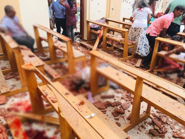 Easter Day Explosions: Death toll hikes to 207, over 450 injured