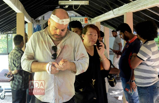 Easter Day bombing: 32 foreigners dead