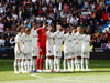 Real Madrid hold a minute's silence for Sri Lankan victims