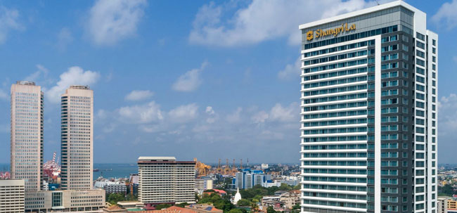Shangri-La in Colombo closed until further notice