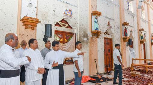 Army urged to expedite rebuilding Katuwapitiya church