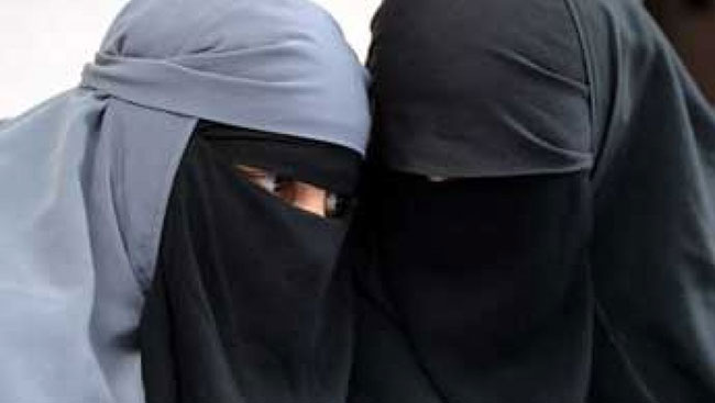 MP proposes ban on burqas in Sri Lanka