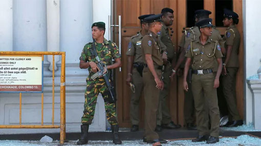 ISIS suspect gave advance warning of Sri Lanka bombings - report