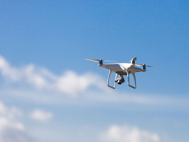 Drones barred within Sri Lankan airspace