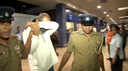 CCD arrests Mohamed Bathurdeen deported from Dubai