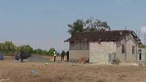 Another land plot used for terrorist activities identified in Riditenna