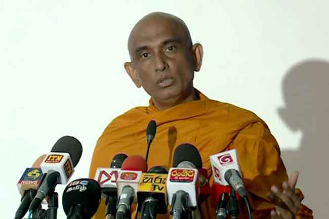 Fearing Muslim politicians, govt did not act on extremist groups - Rathana Thero