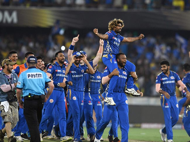 Malinga becomes last over hero as Mumbai Indians clinch 4th IPL title