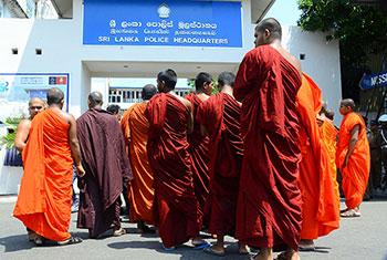 Complaints from 'Sinhala Ravaya'...