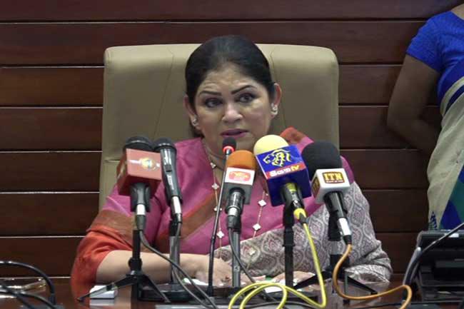 Sinhalese terrorism has risen through violence - Rosy