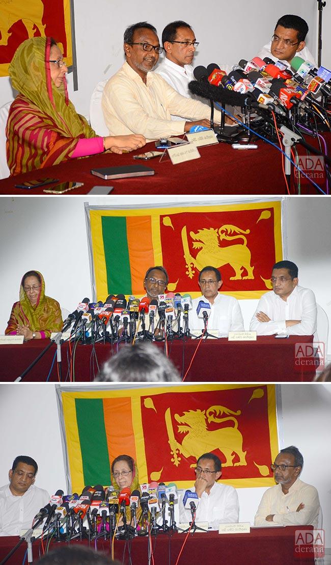 Request from Sri Lanka's Muslim civil society...
