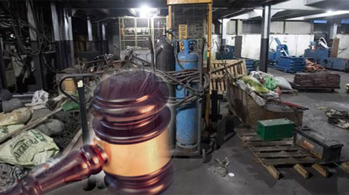 Suspect arrested at Wellampitiya copper factory further remanded