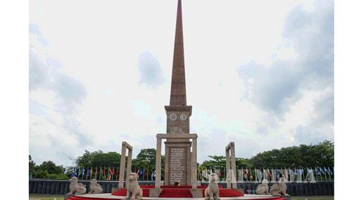 Sri Lanka set to pay tribute to fallen war heroes