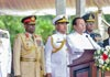 Troops should use their experience to fight against Islamist terrorists - President