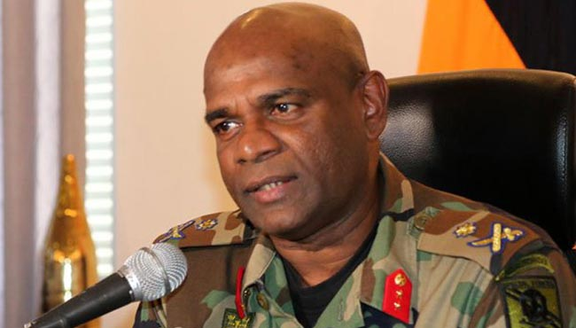 Send children to school without fear – Army Commander