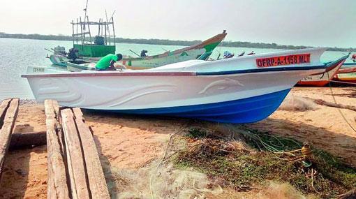 Abandoned Lankan boat found drifting close to coastal Andhra Pradesh