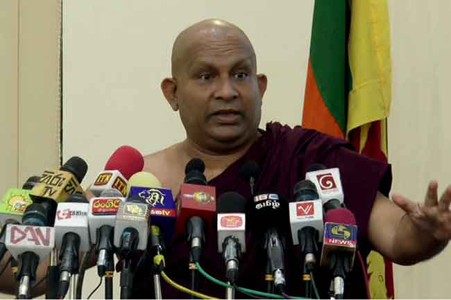 Racism has become a commodity today - Dambara Amila Thero