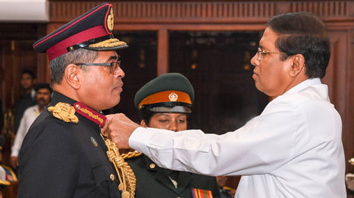 65 senior military officers honoured for unblemished service