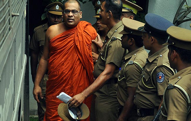 Gnanasara Thero granted Presidential pardon
