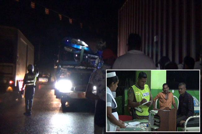 Women, children among 20 injured in bus accident in Ratnapura