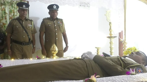 Constable killed in shootout during raid posthumously promoted