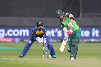 World Cup 2019: South Africa beat Sri Lanka in warm-up match
