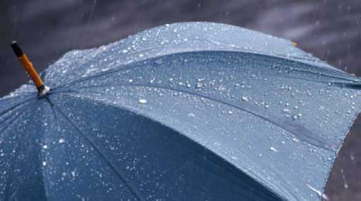 Spells of showers in several provinces