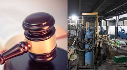 Copper factory employee further remanded; bailed suspects to record statements at TID