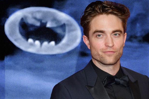 It's official: Robert Pattinson is next Batman