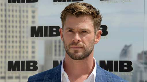 Chris Hemsworth to take a break from Hollywood?