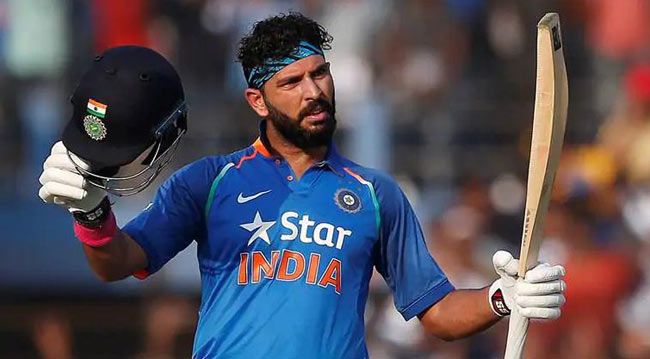Yuvraj Singh calls time on illustrious 19-year international career