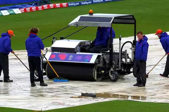 Sri Lanka-Bangladesh match abandoned due to rain
