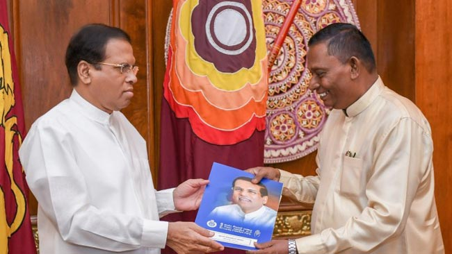 New SLFP constituency and district organizers appointed