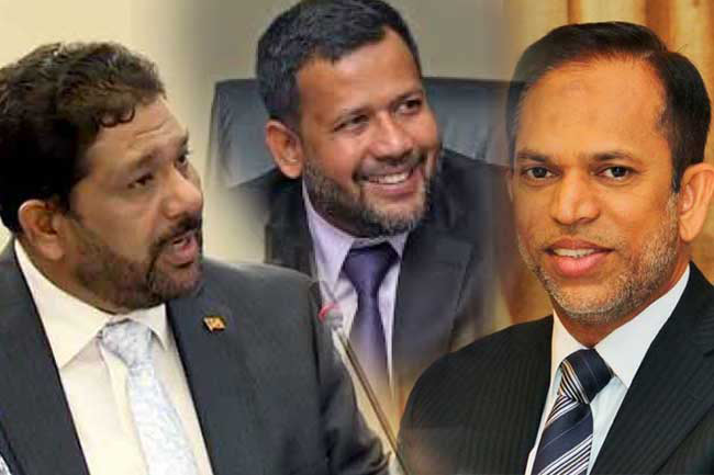 Twenty-one complaints filed against Rishad, Hizbullah & Salley