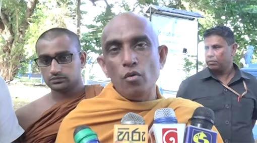 Rathana Thero files complaint against Batticaloa Campus