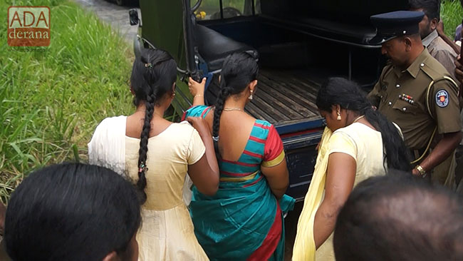 Six women arrested for chain snatching at Kovil festivals across island