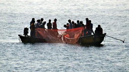 18 arrested Indian fishermen released
