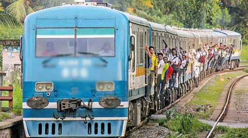 Two commuter trains on Chilaw-Colombo line cancelled