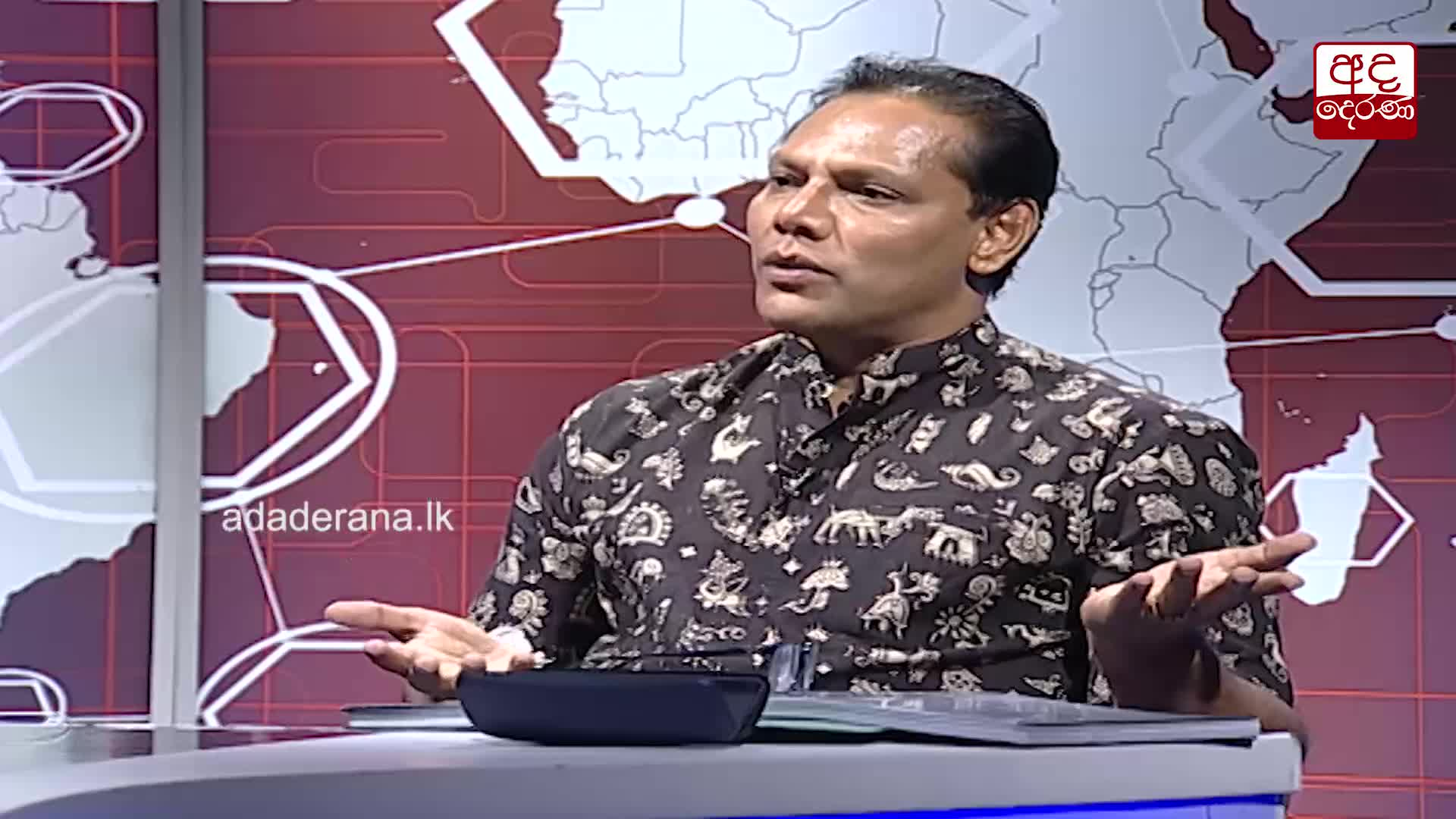 Dayasiri speaks on why bomb wasn't detonated at Taj Samudra