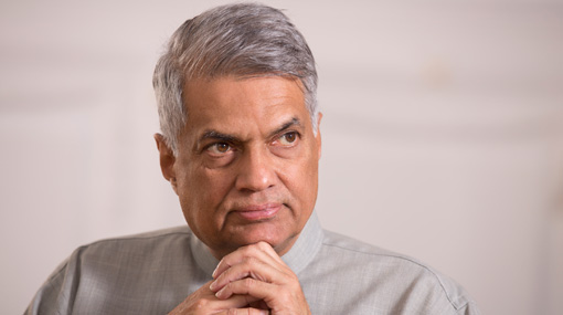 PM asks UNP MPs not to make comments on presidential candidate