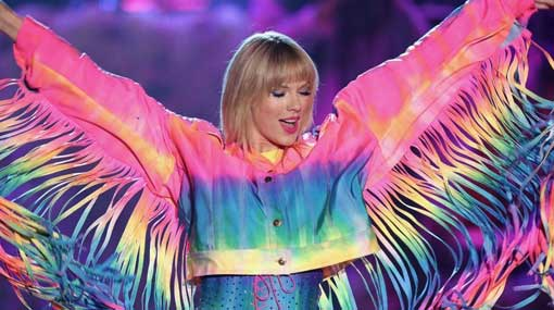 Taylor Swift releases song and petition calling for LGBTQ equality