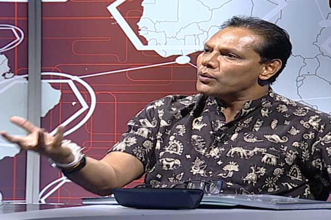 Will reveal the foreign force behind attacks - Dayasiri