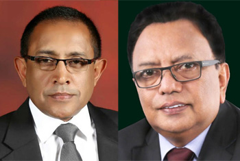 Kabir and Haleem reappointed as ministers