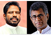 Patali & Wijith Wijayamuni to be appointed as UNP electoral organizers