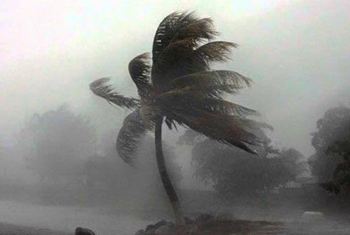 Thundershowers and strong winds predicted in several areas