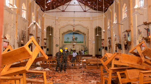 IS members formerly active in Syria, Iraq behind Sri Lanka blasts - Russian Security Council